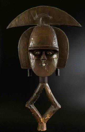 Anna Demina African Mask
